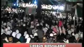 HABIB SYEKH IN CIREBON BERSHALAWAT 2013 part 2