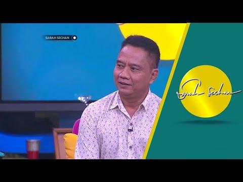 Tito Sumarsono menjadi pengajar untuk anak-anak berkebutuhan khusus
