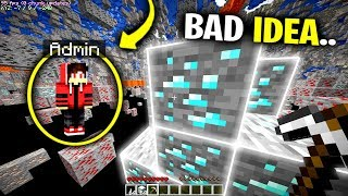 I got caught using XRAY hacks in minecraft.. (BANNED)