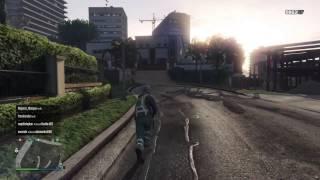 GTA Online Free Roam Kill Montage 12