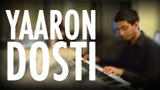Yaaron Dosti - Piano Cover