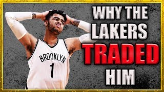 The REAL REASON Why the Lakers TRADED D'Angelo Russell