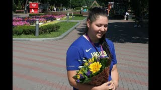 Легкая атлетика. Алена Шамотина - чемпионка ЧЕ U-23 по легкой атлетике