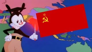 fascism is top tier Animaniacs is property of Warner Bros.