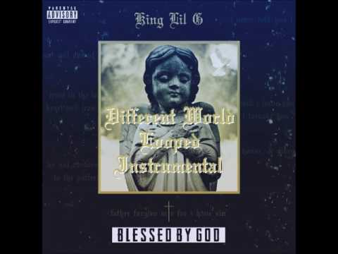 King Lil G - Different World (Looped Instrumental) Ft. Young Drummer Boy [2017]