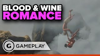 The Witcher 3 Blood and Wine Takes Sex to the Sky (NSFW)