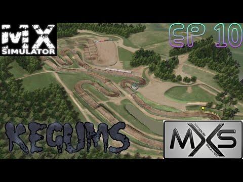 [MX Simulator] Progress Update #10 - Kegums