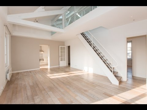 (Ref: 92008) 3-Bedroom unfurnished duplex for rent on rue Paul Chatrousse, Neuilly-sur-Seine