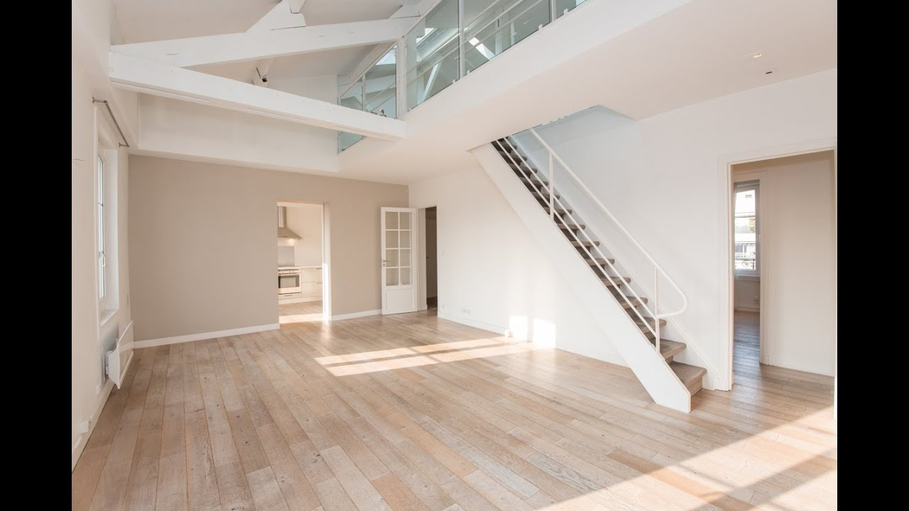 (Ref: 92008) 3 Bedroom Unfurnished Duplex For Rent On Rue Paul Chatrousse,  Neuilly Sur Seine   YouTube