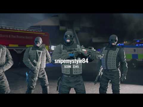 Rainbow Six® Siege recruit party!!!!!!!!!!!!!!!!
