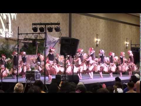 Tahitian Keiki performance-Hoike 2014