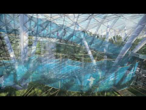 Video Jewel Changi Airport Canopy Park   Final