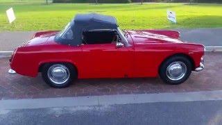 Austin Healey Sprite Mk 2 1963