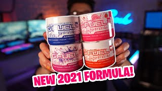 "TRYING THE NEW G-FUEL ""HYDRATION FORMULA"" IN 2021! - WHAT HAS CHANGED?"