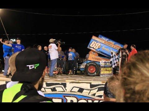 Lance Dewease - PA Speedweek - Port Royal Speedway - 07.08.17