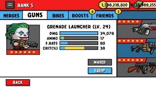 Zombie Age 3 Premium All Heros MAX Level screenshot 2