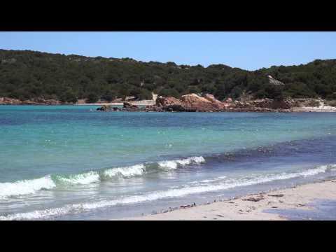 Caprera spiagge 4k - Sony FDR-AX100e