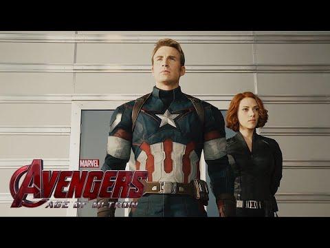 The Avengers:Age of Ultron - Ending/New Avengers HD