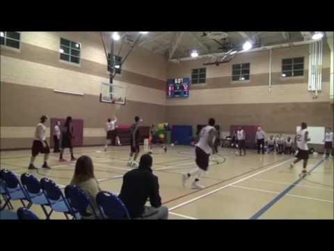 Latraius Mosley ABA Basketball Highlights