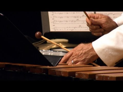 Bela Bartok: Sonata for Two Pianos and Percussion - La Jolla Music Society's SummerFest