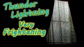 Create A Raining Window Effect Prop | Disneyland's Haunted Mansion Ride Inspired Idea For Halloween