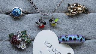 #12 🌸💍 💎Мои покупки в ЮВЕЛИРНОМ серебро💓 #SOKOLOV 💎💍 🌸