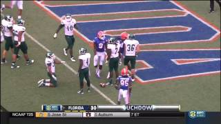 2014 Florida Gators vs Eastern Michigan