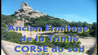 Ancien Ermitage de la Trinité - Corse du sud Bonifacio