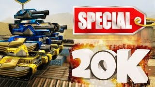 20000 Subscriber Special! | Tanki Online | that one michael