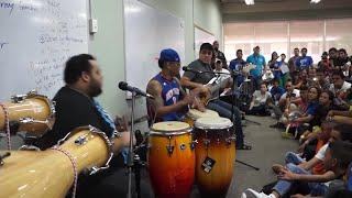 The Pedrito Martinez Group  - El Pollo (the Chicken) - En Panamá Jazz Festival @cabfmusicencorp