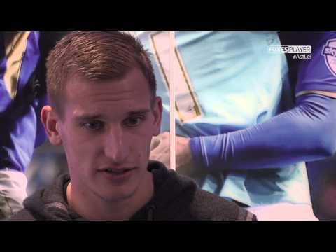 Albrighton Looking Forward To Villa Return