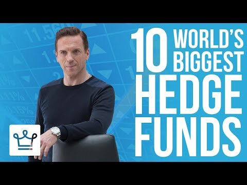Top 10 Biggest Hedge Funds In The World