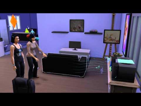 Sims 4 with custom music