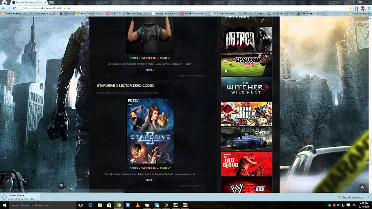 download torrent games without password