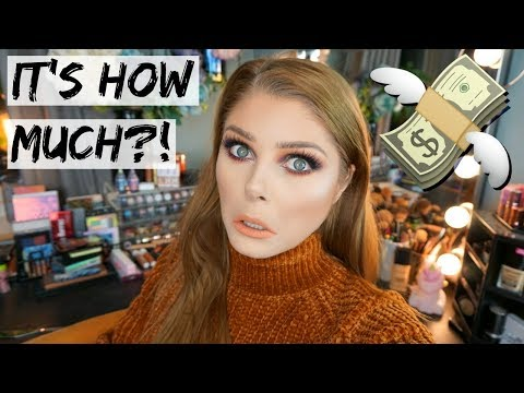 It's How Much?! Prices Of Makeup In Sweden 💸💸💸