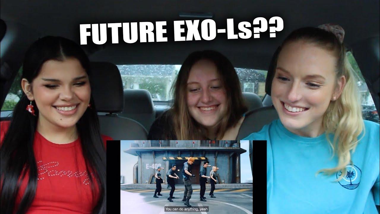 EXO 엑소 'Don't fight the feeling' MV | Reaction