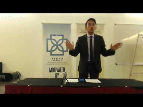 Malaysian National Intervarsity Debate Tournament (Semi-Finals, Room 1)