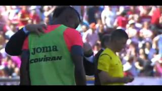 Video Gol Pertandingan Granada vs Cordoba