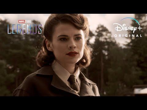 Marvel Studios' Legends   Disney+