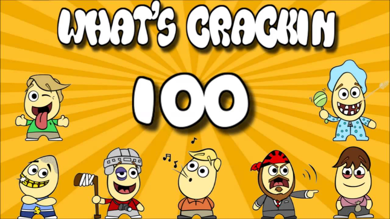 What's Crackin 100: Can't Name Kid Nutella, EA Games To Hard To Learn, Spiderman in the MC