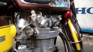 Honda CB 450 1965