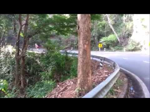 Cycling up Doi Suthep | Thailand