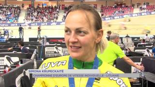 Cyclisme sur piste – L'Europe bien représentée au Vélodrome