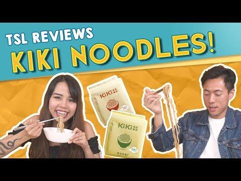 TSL Reviews: Taiwanese KiKi Noodles!