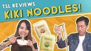 tsl reviews taiwanese kiki noodles