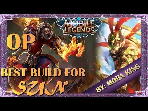 Mobile Legends Best Build For Sun / Unbeatable Build