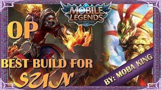 Mobile Legends Best Build For Sun / Unbeatable Build