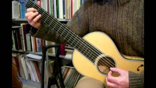 The Lonesome Boatman - (Guitar)