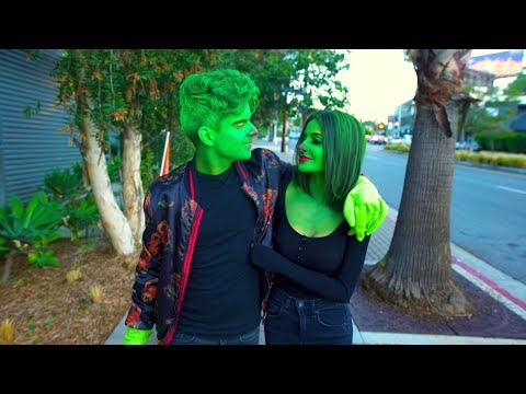 Seor Grinch Vacation | Rudy Mancuso, Anwar Jibawi, Hannah Stocking & King Bach