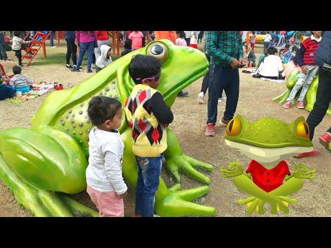 """""""Nandan Van"""" Park for Children in Greater Kailash-1, New Delhi"""